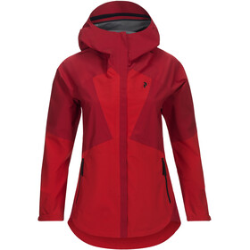 Peak Performance W's Daybreak Jacket Chinese Red